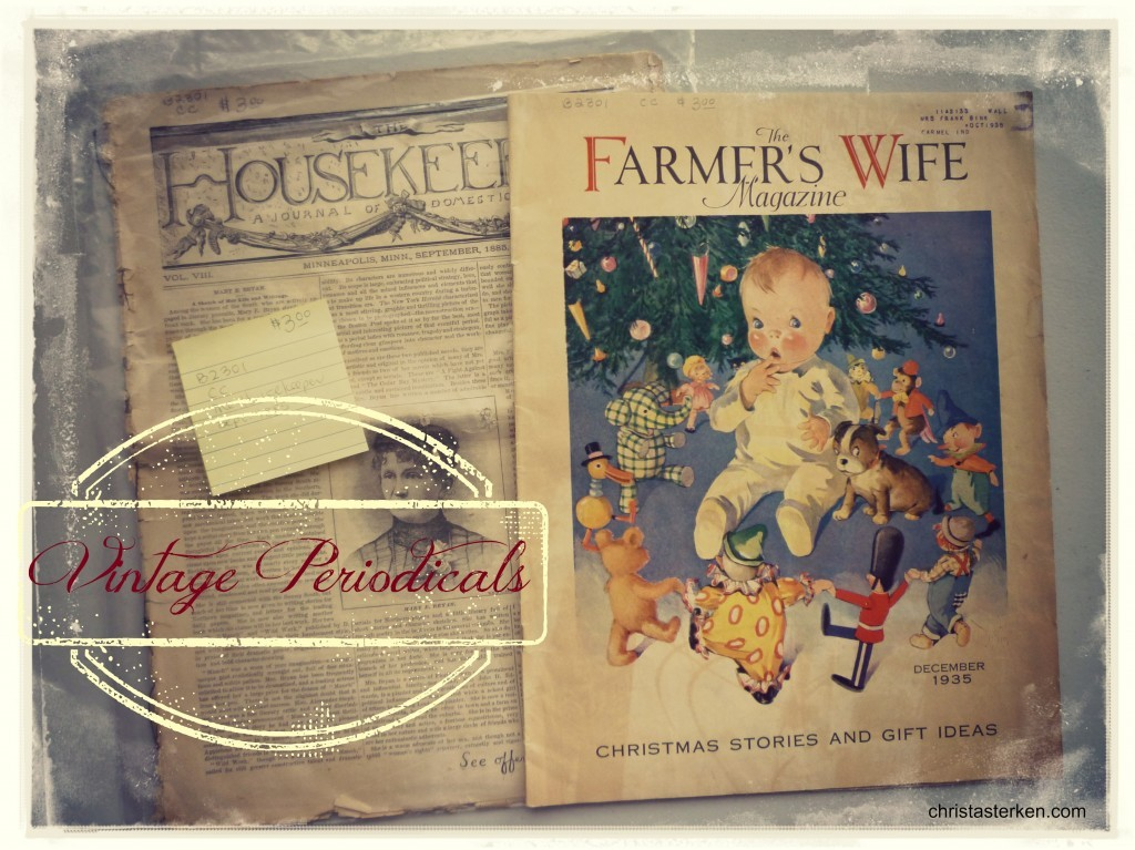 Vintage Periodicals Offer Cure For Freckles