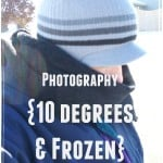 Photography {10 degrees}