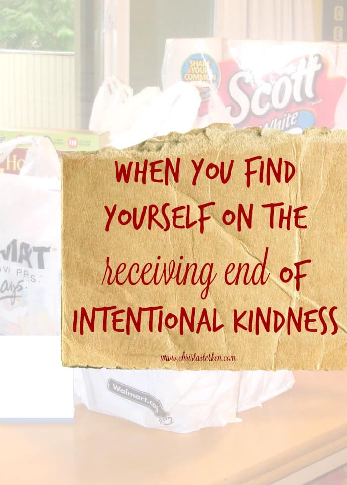 -when you find yourself on the receiving end of intentional kindness