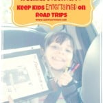 A Genius Solution To Keep Kids Entertained On Road Trips
