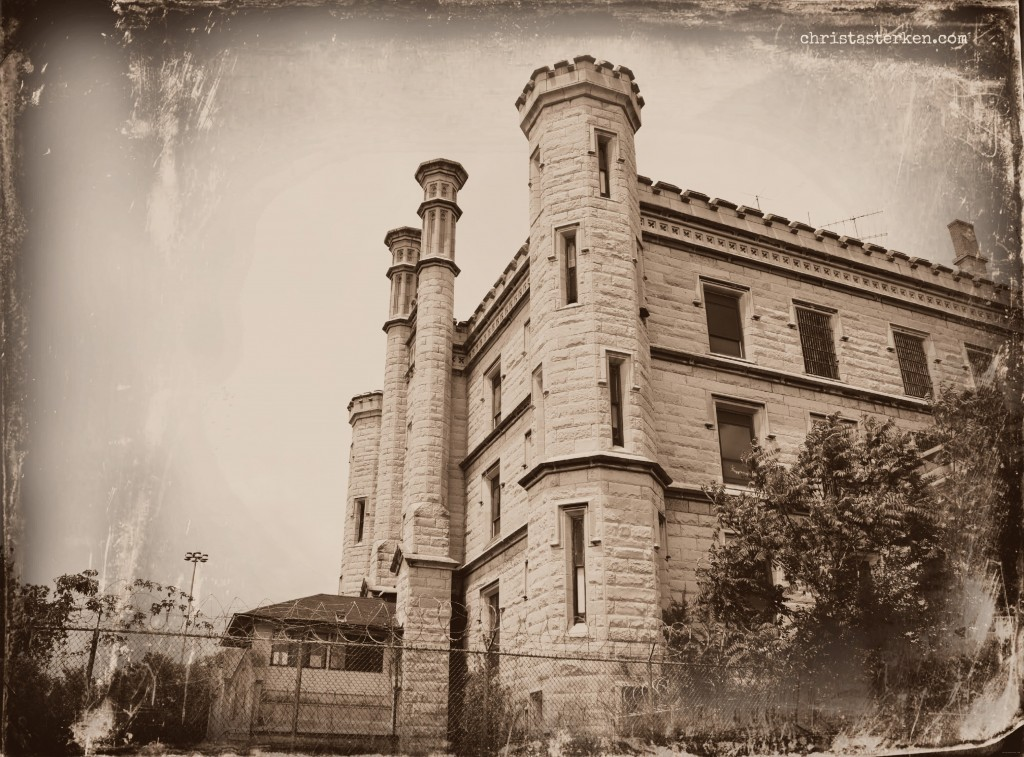 photography old joliet prison