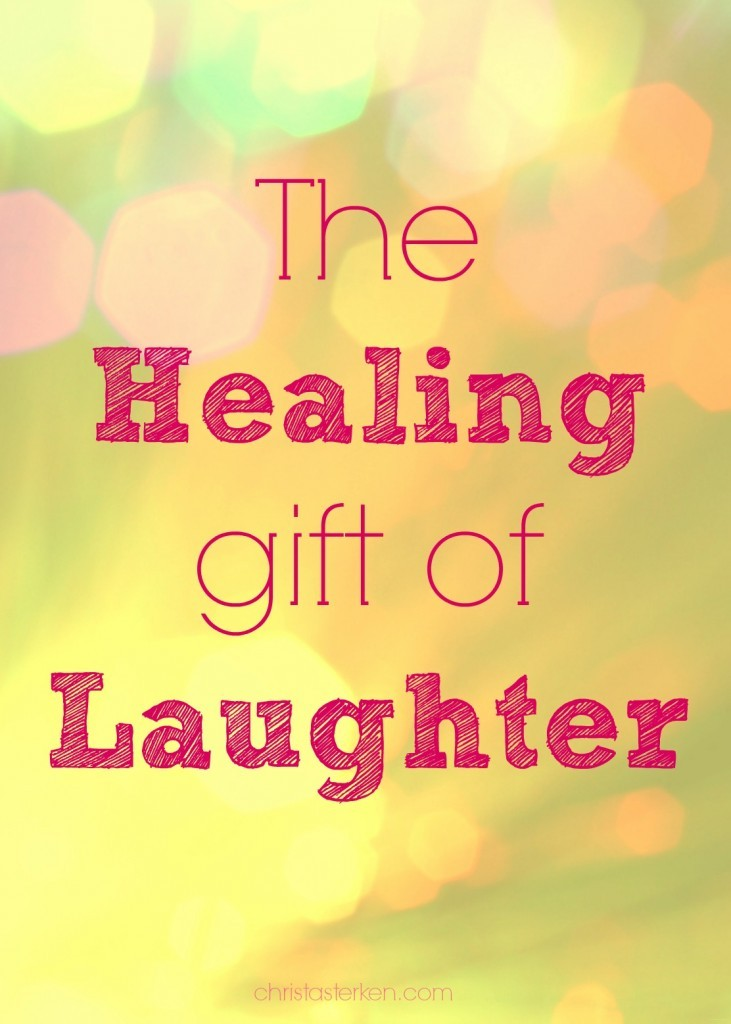 The Healing Gift Of Laughter
