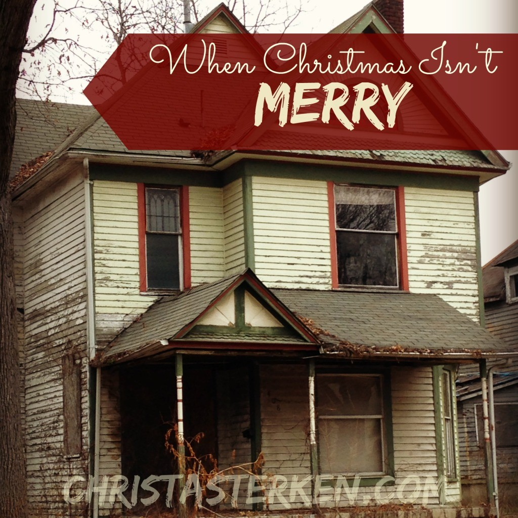 How to tackle poverty at Christmas www.christasterken.com