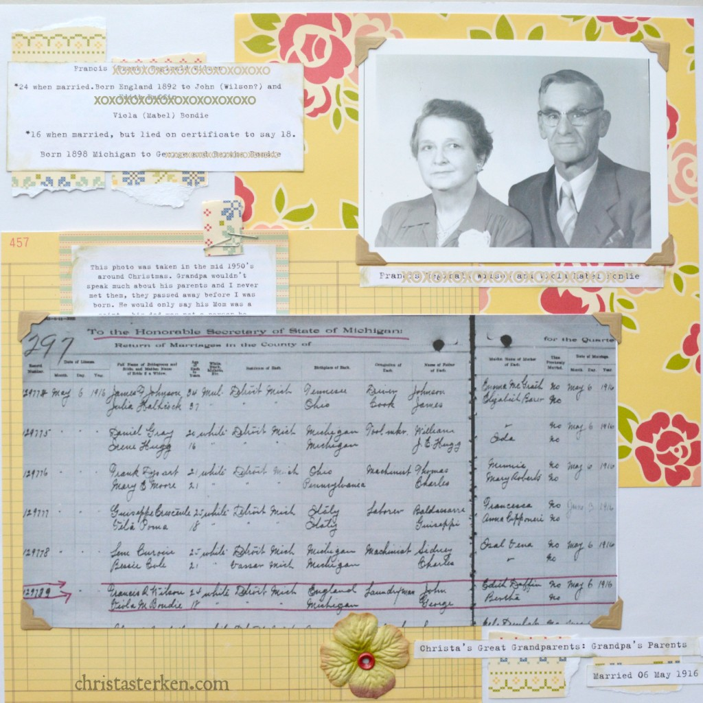 5 Easy Ways To Record Your Family History (with free printable)