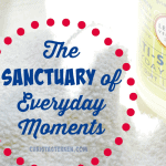 The Sanctuary Of Ordinary Moments