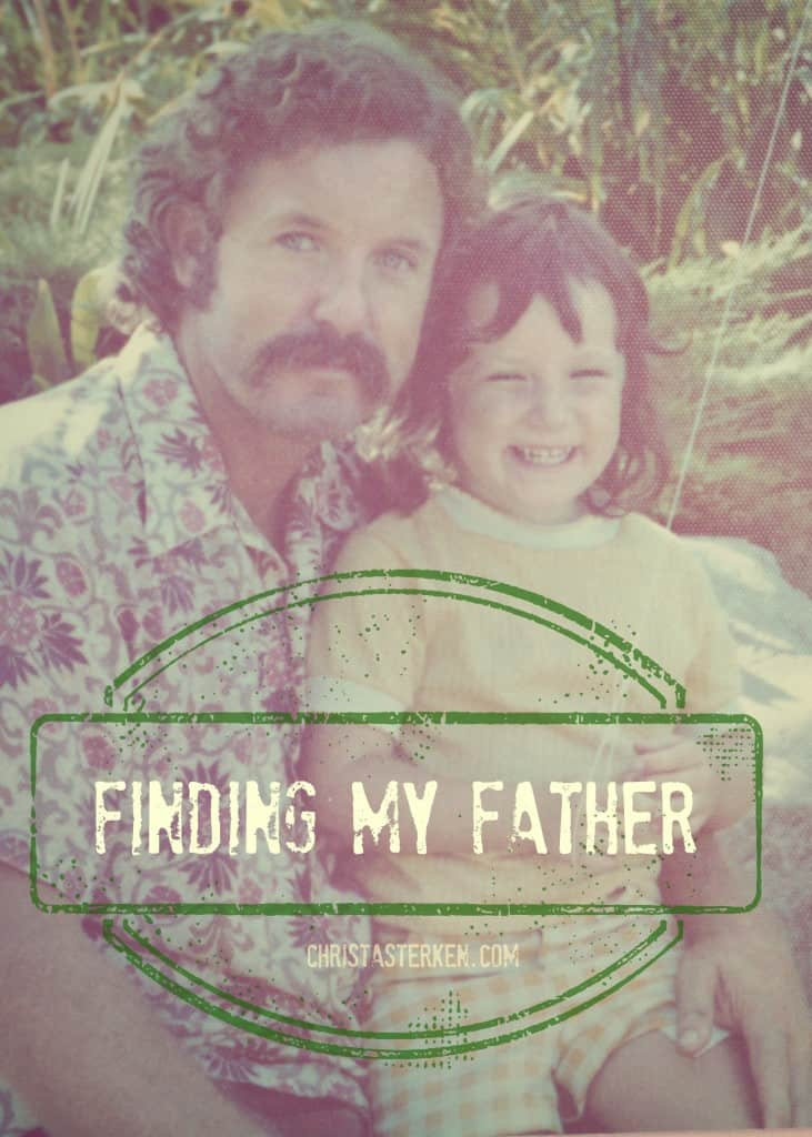 i need help finding my father