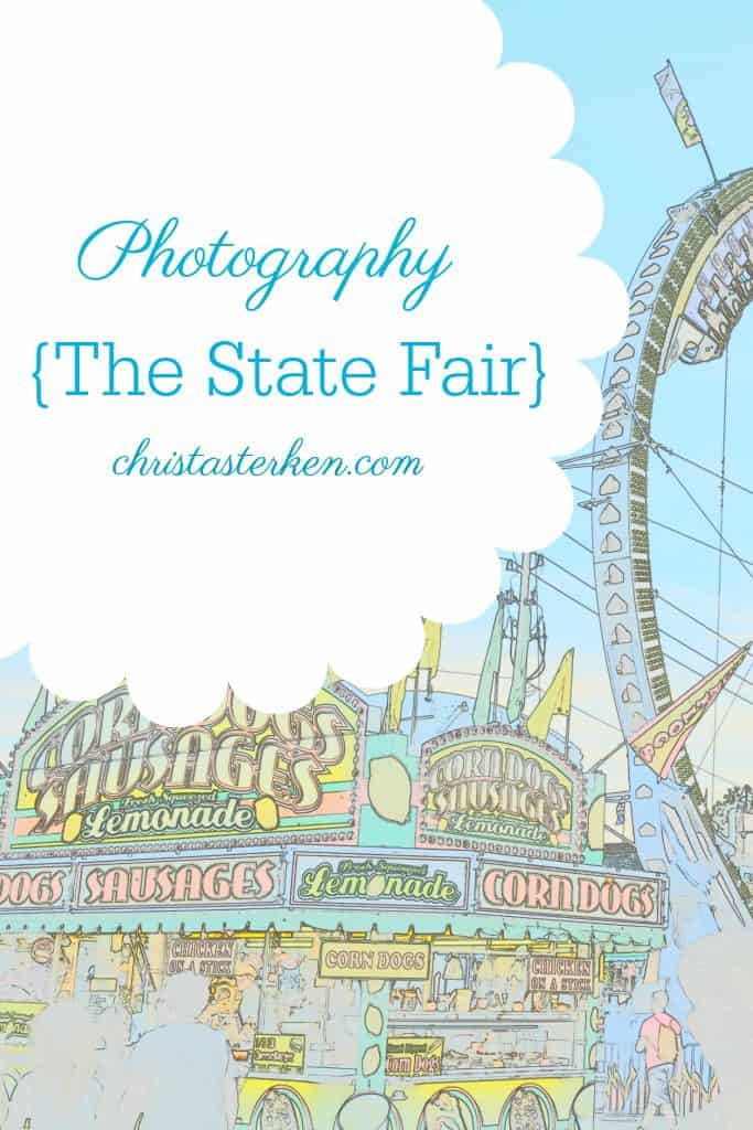 Photography {The State Fair}