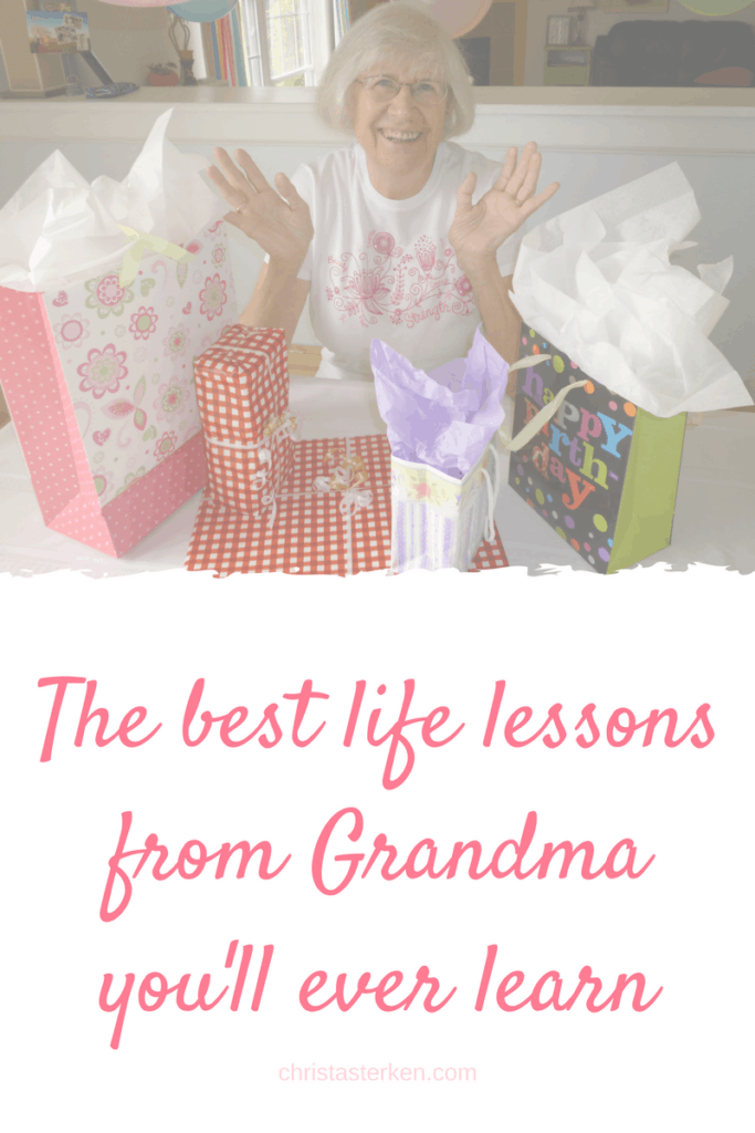 The best life lessons from Grandma you'll ever learn