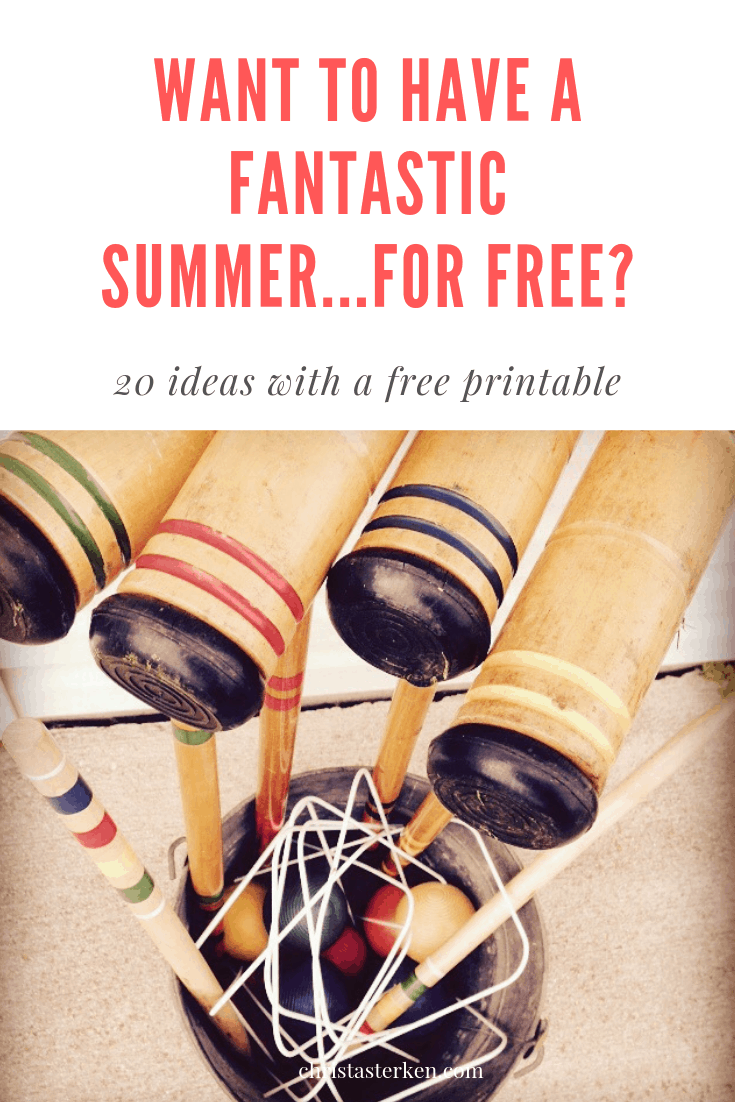 image about Have a Ball This Summer Free Printable referred to as Need in direction of include a remarkable summer season for absolutely free?