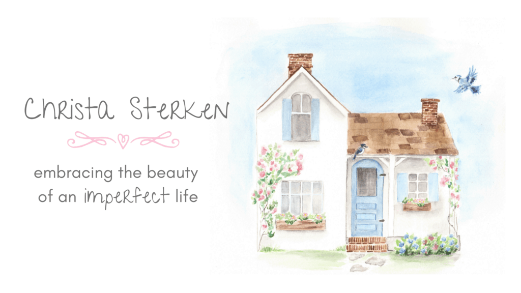 Christa Sterken - encouraging the pursuit of a life well lived